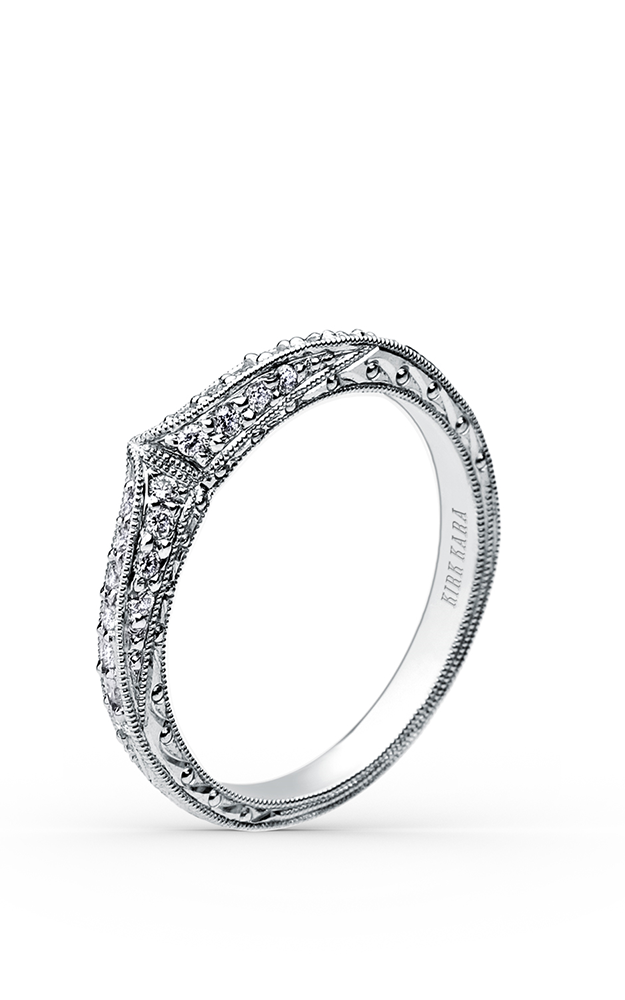 Kirk Kara Wedding band SS6835-B product image