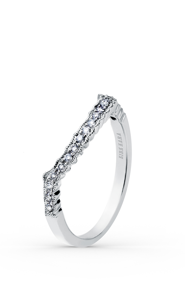 Kirk Kara Wedding band SS6954-B product image