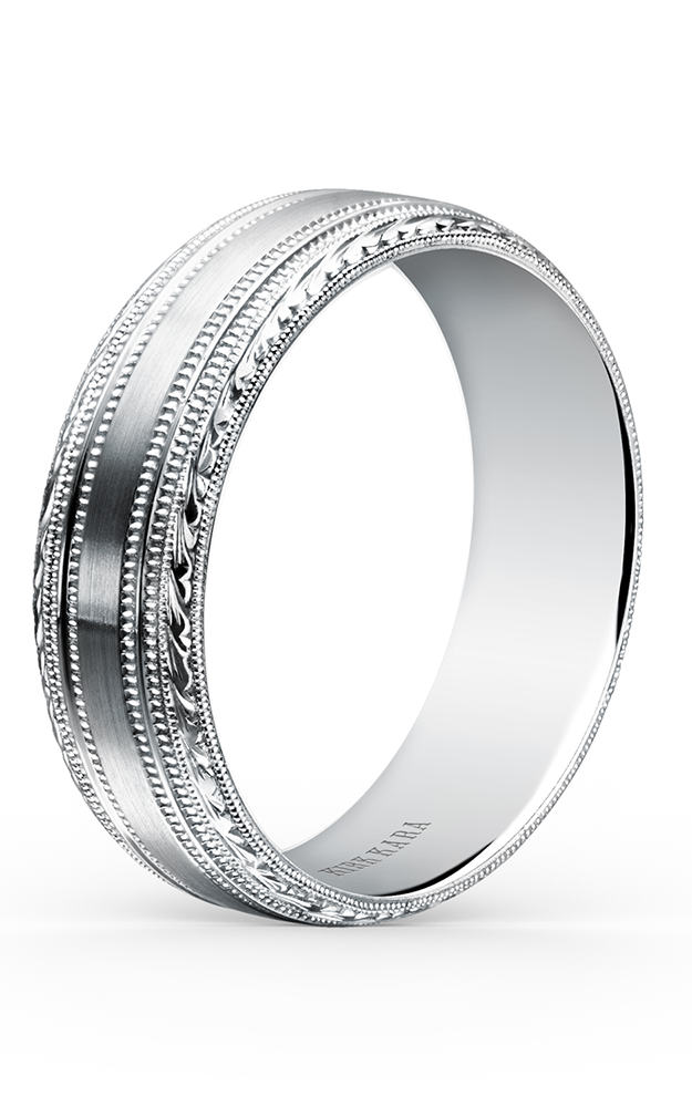 Kirk Kara Wedding band SS6985M-BE product image