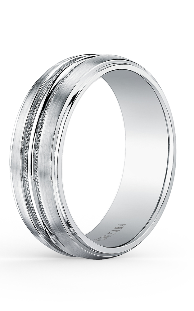 Kirk Kara Wedding band SS6990M-B product image