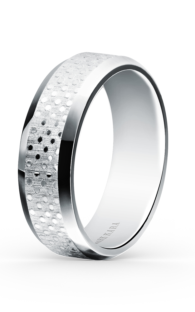 Kirk Kara Wedding band SS7000M-B product image