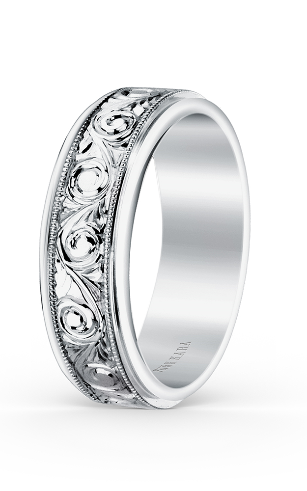 Kirk Kara Wedding band SS6980M-B product image