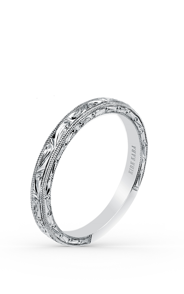 Kirk Kara Wedding band K1010-B product image