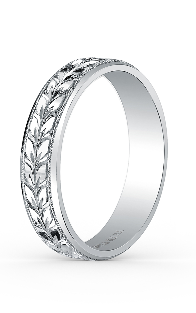 Kirk Kara Wedding band SS6992M-B product image