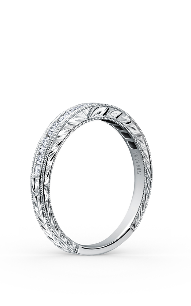 Kirk Kara Wedding band K1140D-B product image