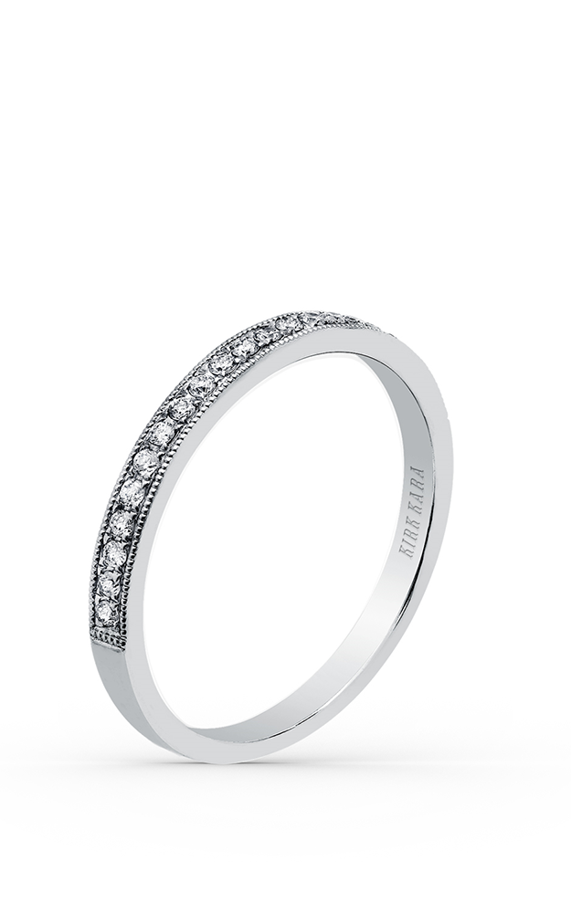Kirk Kara Wedding band K1200D-B product image