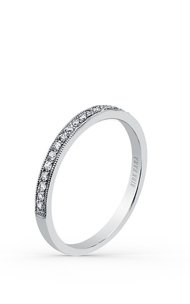 Kirk Kara Wedding band K1250D-B product image