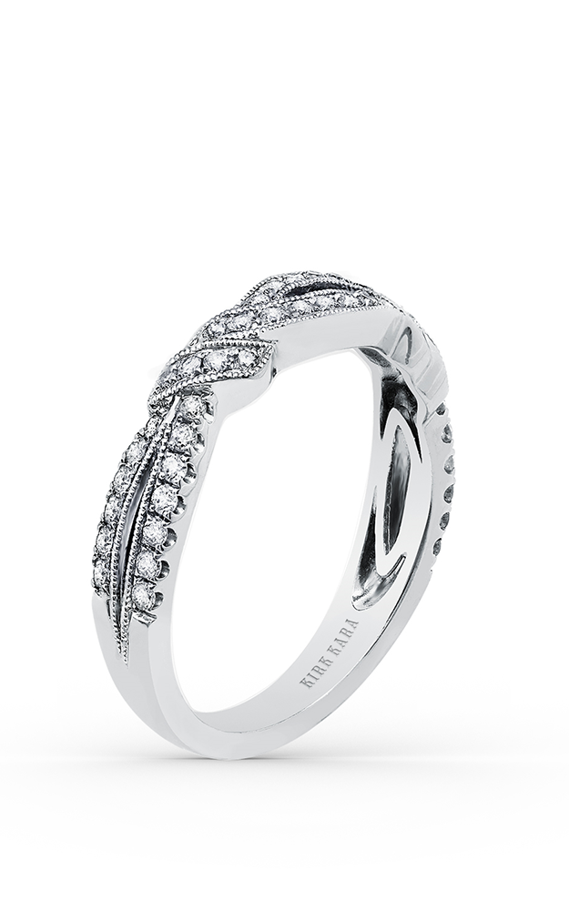 Kirk Kara Wedding band K1330D-B product image