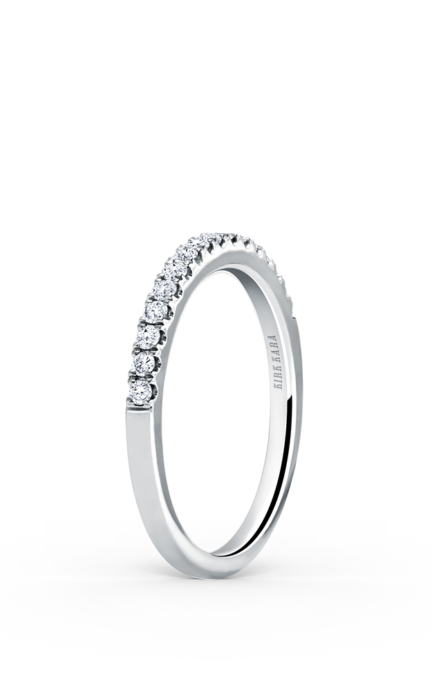 Kirk Kara Wedding band K184-B product image