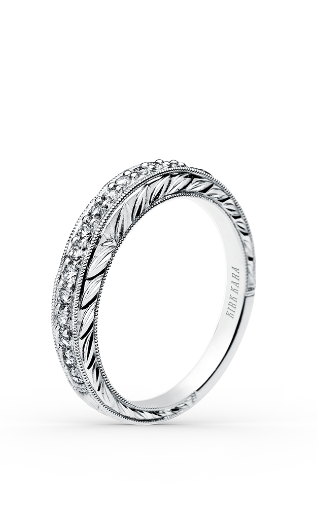 Kirk Kara Wedding band SS6637-B product image