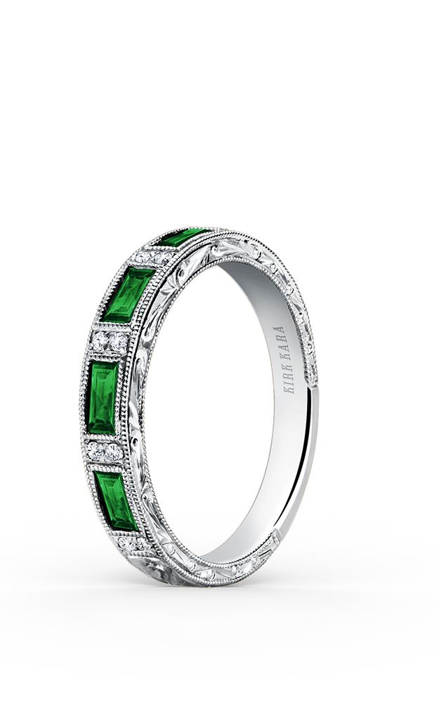 Kirk Kara Wedding band SS6685TS-B1 product image