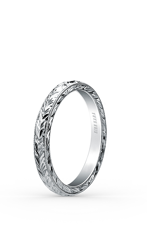 Kirk Kara Wedding band SS6765-B1 product image