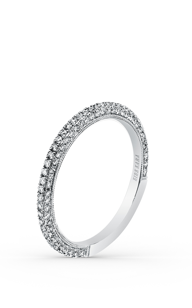 Kirk Kara Wedding band SS6933-B product image