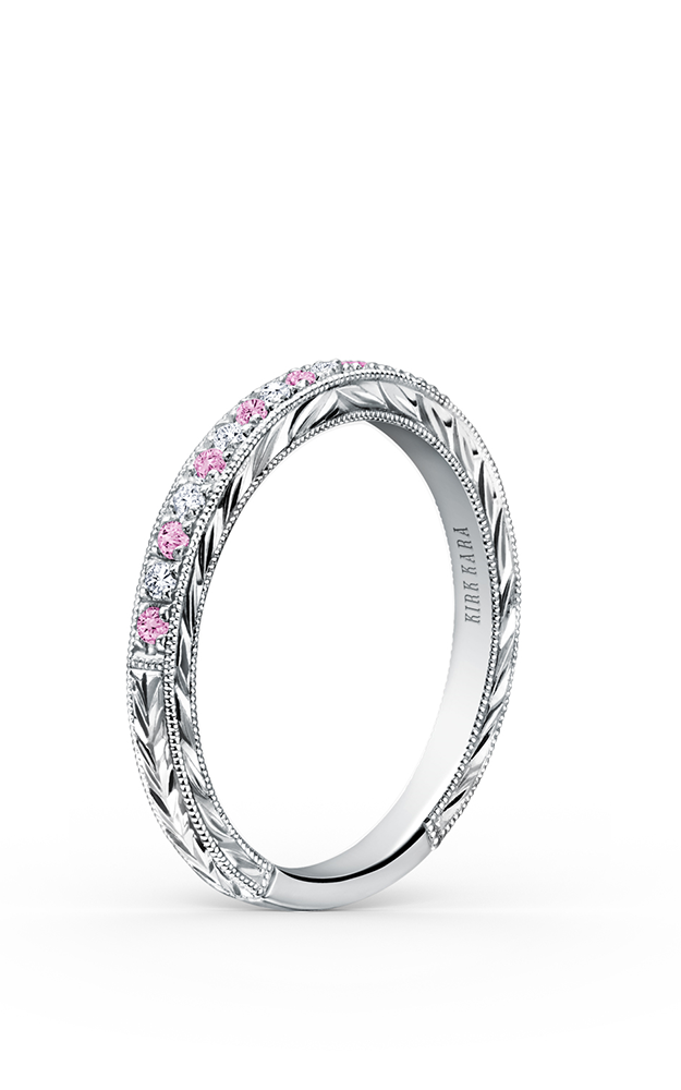 Kirk Kara Wedding band K1170VD-B product image