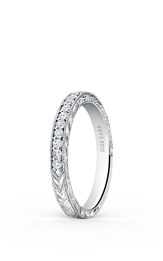 Kirk Kara Wedding band K183-B product image