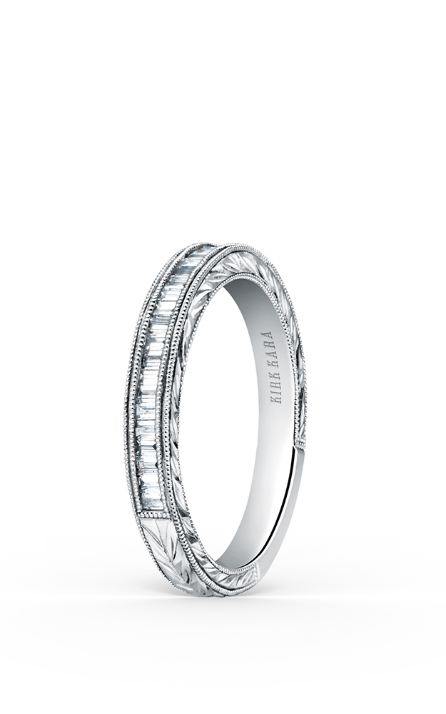 Kirk Kara Wedding band K1160D-B product image