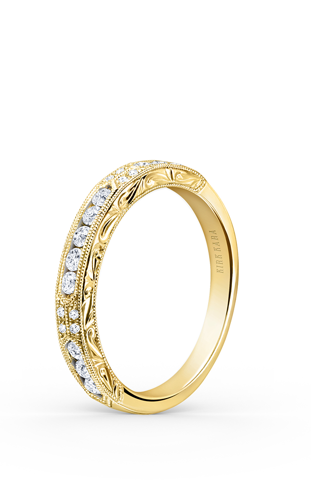 Kirk Kara Wedding band K1390D-BY product image
