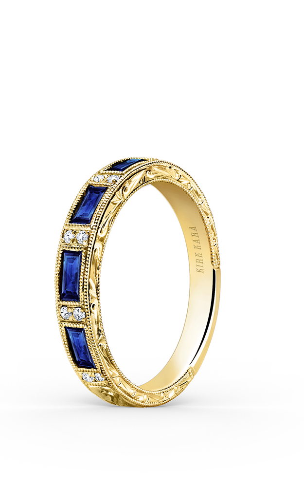 Kirk Kara Wedding band SS6685-BY1 product image