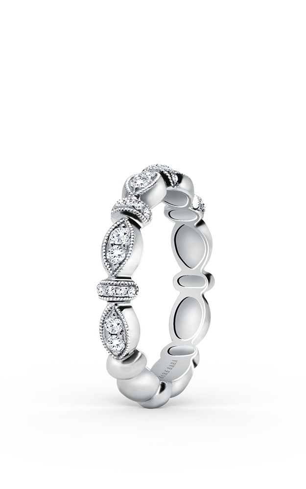 Kirk Kara Wedding band K1110D-B product image
