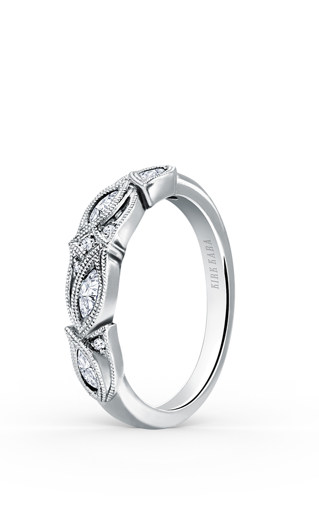 Kirk Kara Wedding band K155-B product image