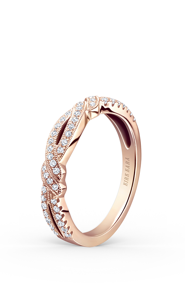 Kirk Kara Wedding band K133R-B product image