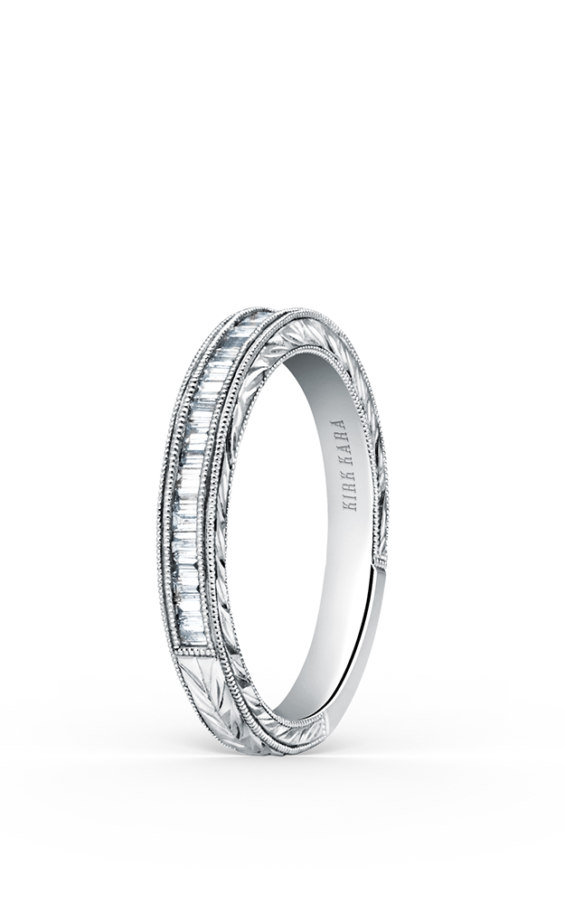 Kirk Kara Wedding band K1151D-B product image