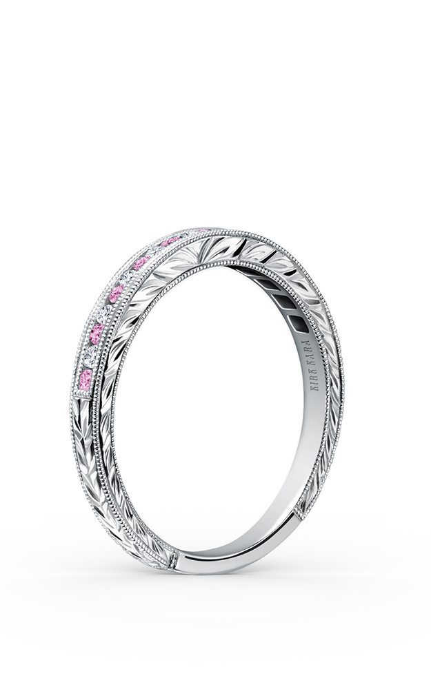 Kirk Kara Wedding band K1140VD-B product image