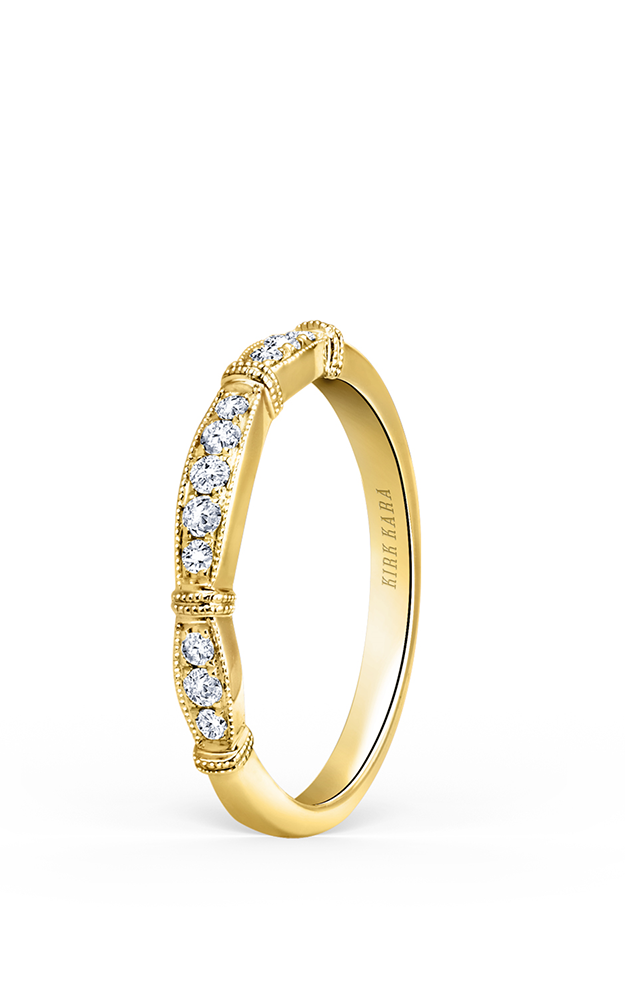 Kirk Kara Wedding band K196Y-B product image