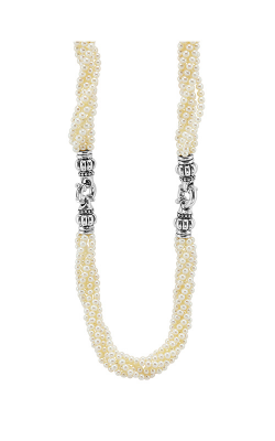 Lagos Caviar Icon Necklace 04-80870-M26 product image