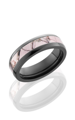Lashbrook Camo Wedding Band ZCAMO6D13 PINKRTAP POLISH product image