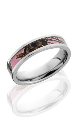 Lashbrook Camo Wedding Band CC5F13 MOCPBU POLISH product image