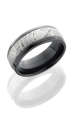 Lashbrook Meteorite Wedding Band Z8D15-METEORITE POLISH product image