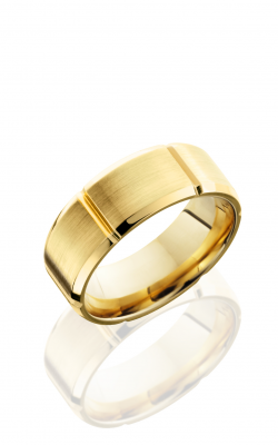 Lashbrook Precious Metals Wedding Band 90082 product image