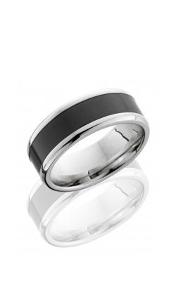 Lashbrook Elysium Wedding Band 18KWB15 NS_ELYSIUM POLISH product image