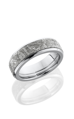 Lashbrook Meteorite Wedding Band 14KW7B15 METEORITE product image