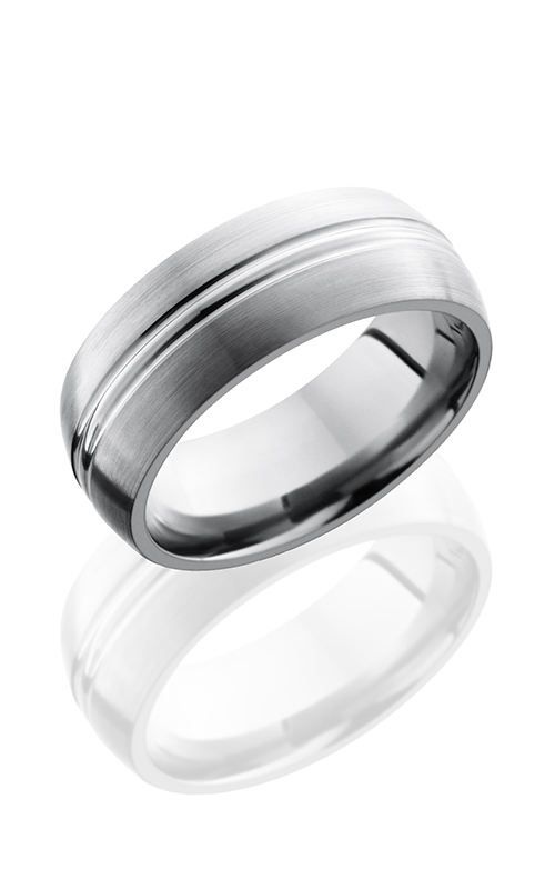 Lashbrook Titanium Wedding band 8DD product image