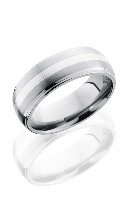 Lashbrook Titanium Wedding band 8DGE12 SS product image