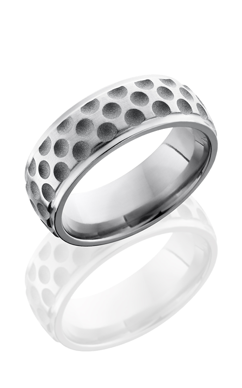 Lashbrook Titanium Wedding band 8DGEDOT product image