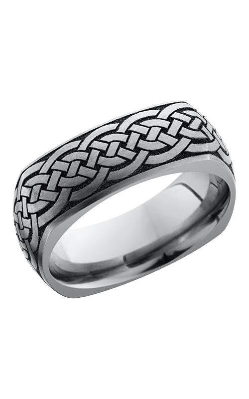 Lashbrook Titanium Wedding band 8DSQLCVCELTIC16 product image