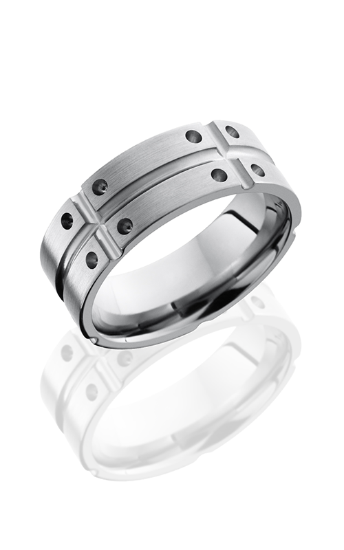 Lashbrook Titanium Wedding band 8F11V5SEGD product image