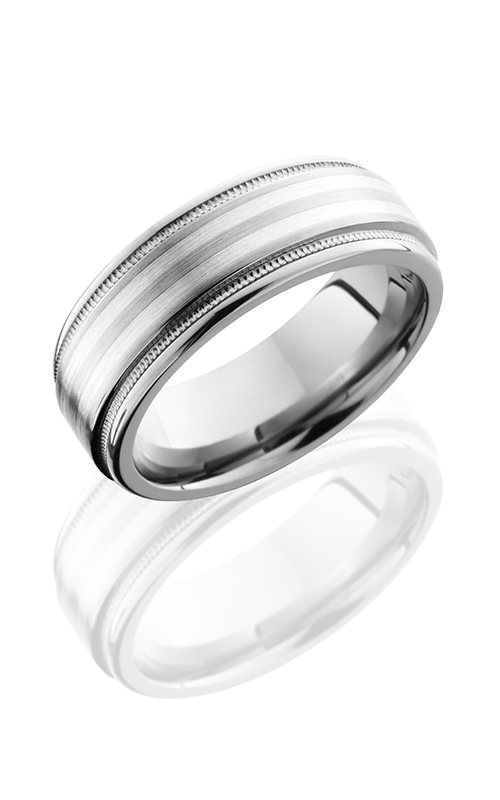 Lashbrook Titanium Wedding band 8REF21 SS2UMIL product image