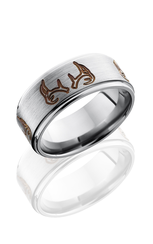 Lashbrook Titanium Wedding band 9FGEANT4XANO product image