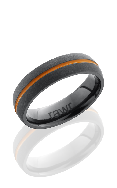 Lashbrook Zirconium Wedding band Z7D11A product image
