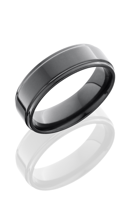 Lashbrook Zirconium Wedding band Z7FGE product image