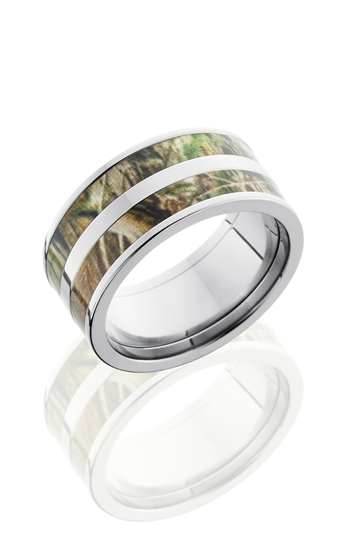 Lashbrook Camo Wedding band CAMO10F23 RTAP POLISH product image