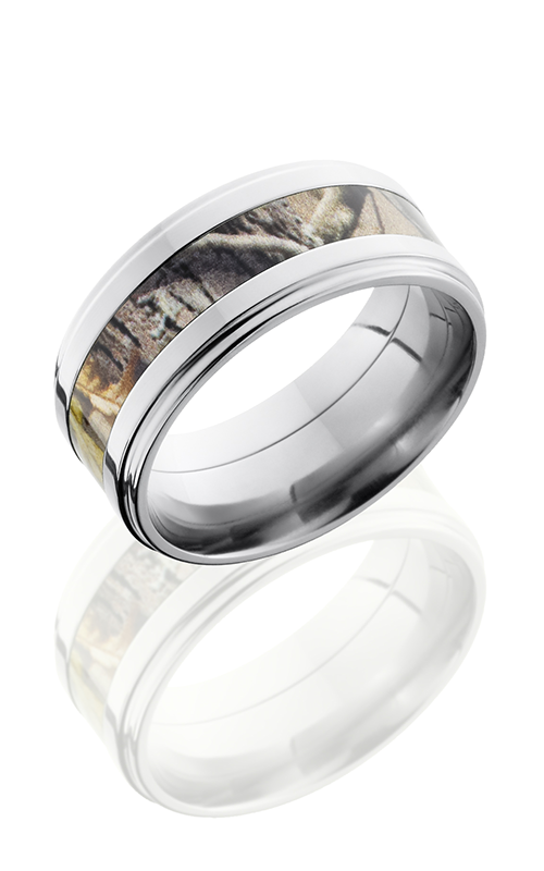 Lashbrook Camo Wedding band CAMO9FGE14 RTAP POLISH product image