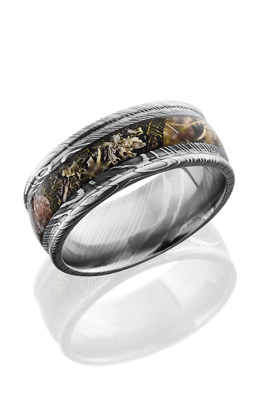 Lashbrook Camo Wedding band D9RED14 KINGSMOUNTAIN POLISH product image