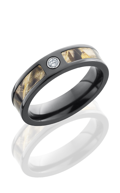 Lashbrook Camo Wedding band ZCAMO5F13SEG RTMAX4DIA product image