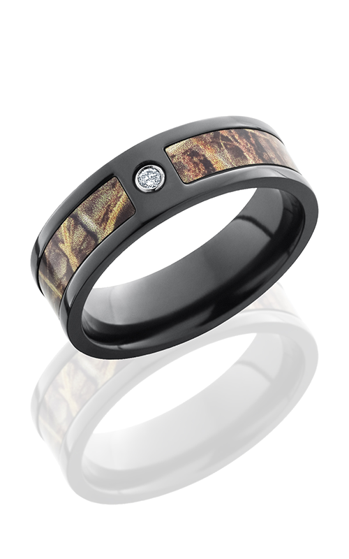 Lashbrook Camo Wedding band ZCAMO7F15SEG RTMAX4DIA product image