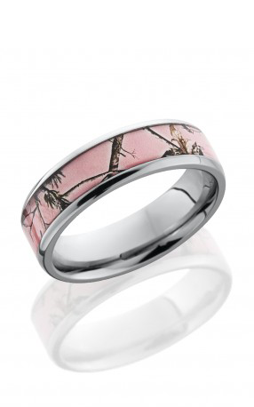 Lashbrook Camo Wedding band 6B14 NS PINKRTAP POLISH product image